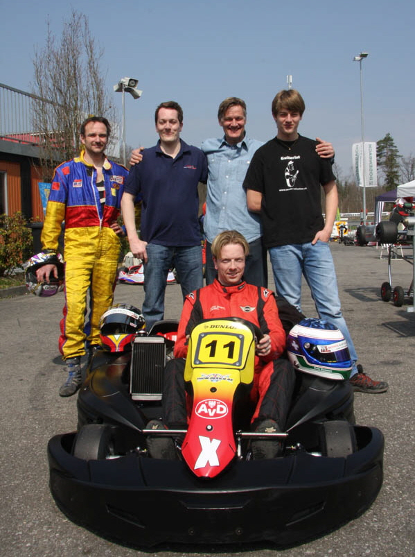 Berner Kart Racing Club 1
